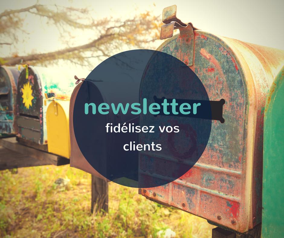 stratégie de contenu newsletter compléments alimentaires nutrition bien-être