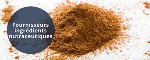 Blog ingrédients nutraceutiques plantes médicinales