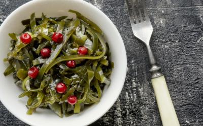Les algues, des aliments encore peu exploités