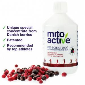MitoActiveTM sportif athlètes