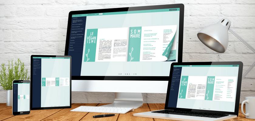 catalogue interactif