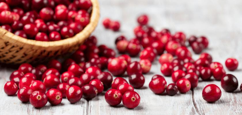 La Cranberry, nouvelle réglementation
