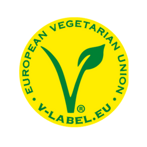 V Label vegan