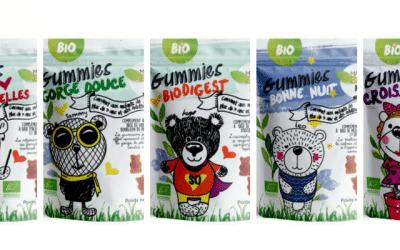 Complément alimentaire enfant, Gummies MADIABIO