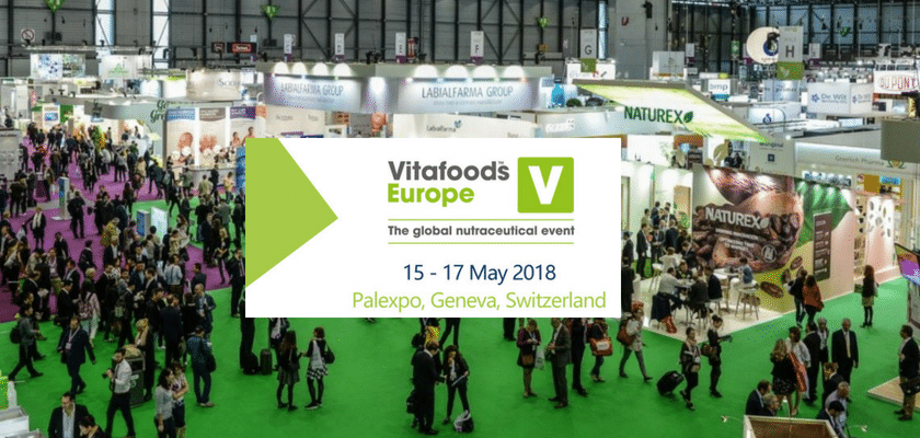 Vitafoods Europe 2018 : un tour d'horizon